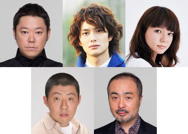松尾スズキの『ニンゲン御破算』阿部サダヲ、岡田将生、多部未華子、荒川良々らで再び