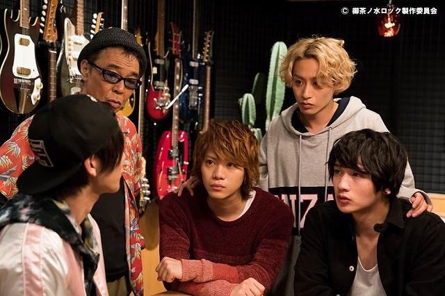 TVドラマ『御茶ノ水ロック』第3話より場面写真公開!宮城紘大演じるバンドメンバーが恋を・・・?