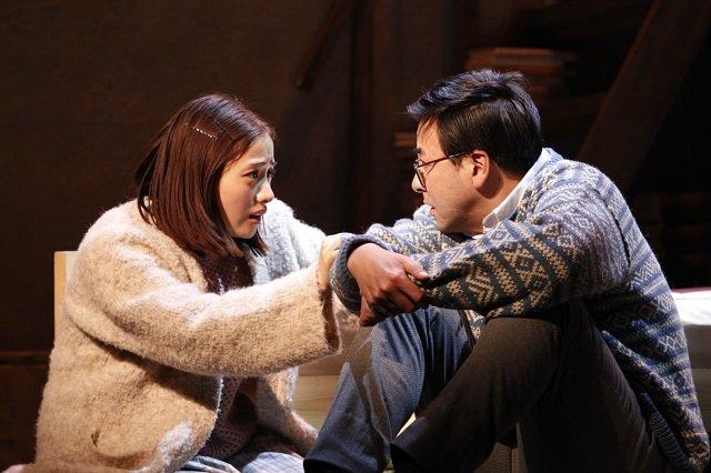 『密やかな結晶』開幕!石原さとみ、4年ぶりの舞台で「浮き足立つワクワクに懐かしさ」---http://enterstage.jp/news/2018/02/008919.html