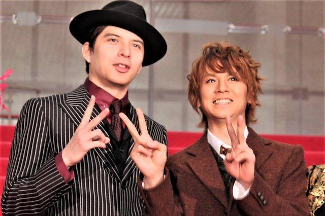 ミュージカル『ブロードウェイと銃弾』開幕!浦井健治、城田優のタップを「推したい」