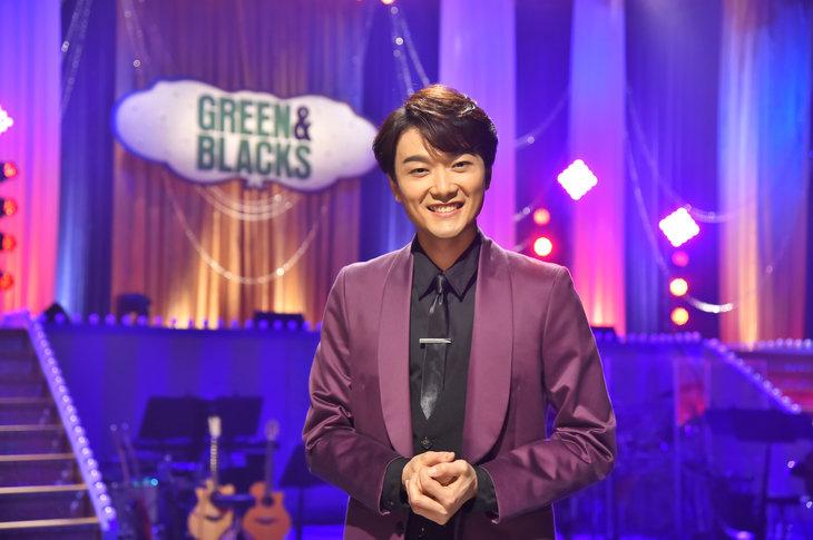 WOWOW『グリーン&ブラックス』4月以降も放送延長!井上芳雄「これからも濃く深く、できるだけ幅広く」