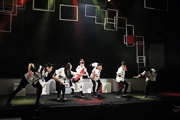 犬と串に山中健太&翔太、星元裕月らが参加!『ピクチャー・オブ・レジスタンス』ゲネプロレポート