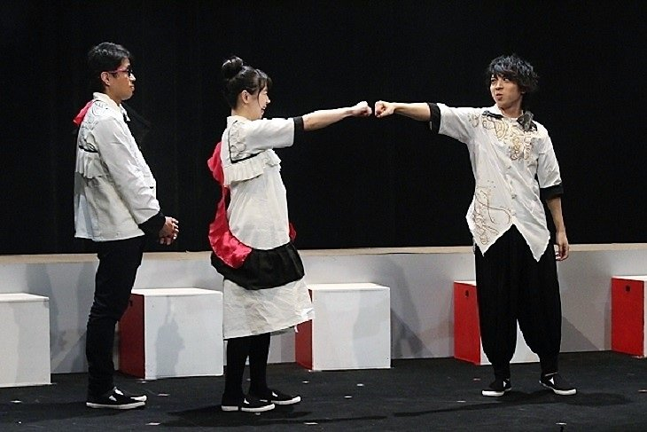 『ピクチャー・オブ・レジスタンス』舞台写真_10