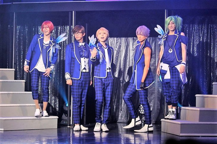 B-PROJECT on STAGE『OVER the WAVE!』REMiX舞台写真_4
