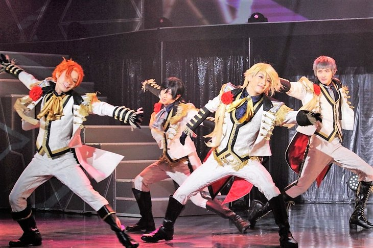 B-PROJECT on STAGE『OVER the WAVE!』REMiX舞台写真_5