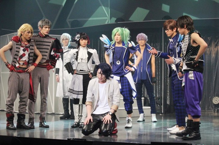 B-PROJECT on STAGE『OVER the WAVE!』REMiX舞台写真_6