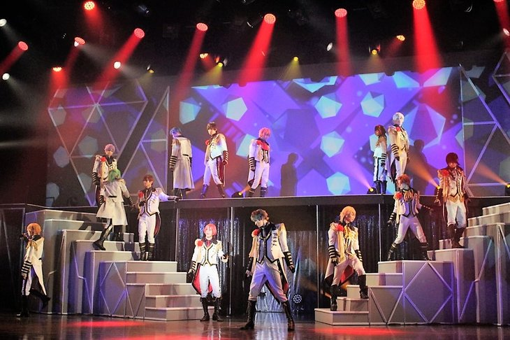 B-PROJECT on STAGE『OVER the WAVE!』REMiX舞台写真_7