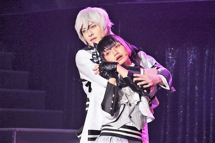 B-PROJECT on STAGE『OVER the WAVE!』REMiX舞台写真_8
