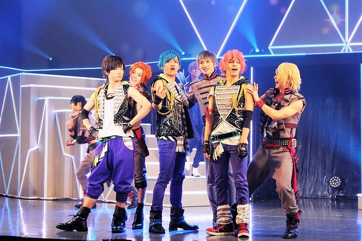 B-PROJECT on STAGE『OVER the WAVE!』REMiX舞台写真_9