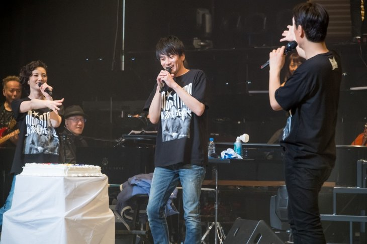 『Mon STARS Concert ~Again~』舞台写真_14
