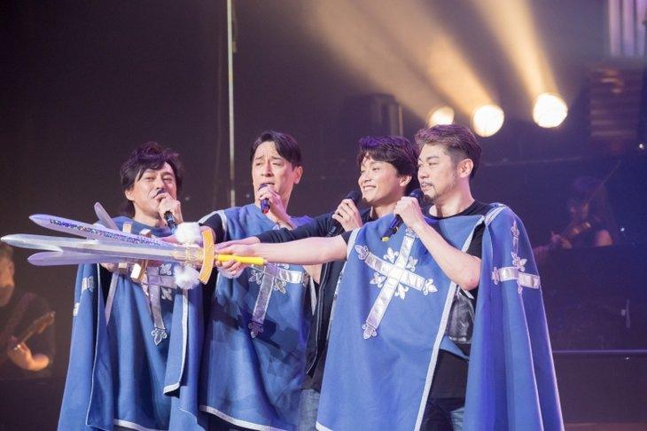 『Mon STARS Concert ~Again~』舞台写真_17