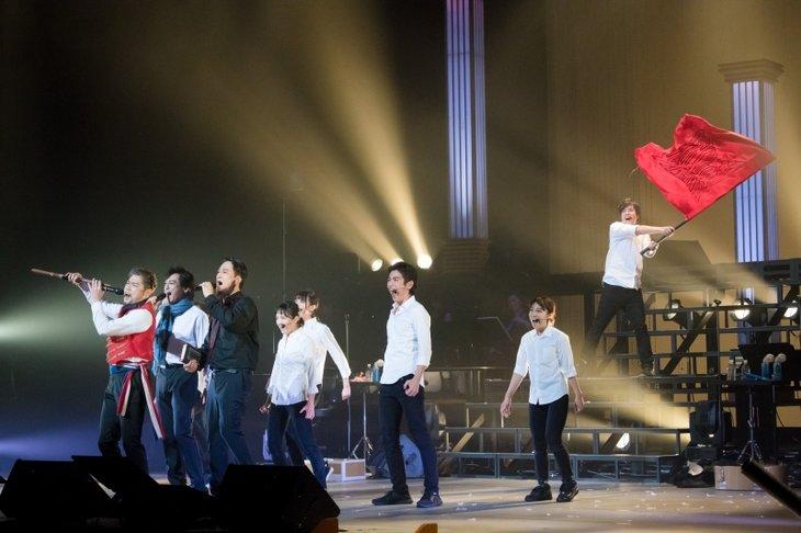 『Mon STARS Concert ~Again~』舞台写真_2