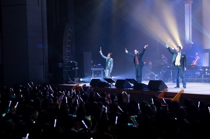 『Mon STARS Concert ~Again~』舞台写真_3
