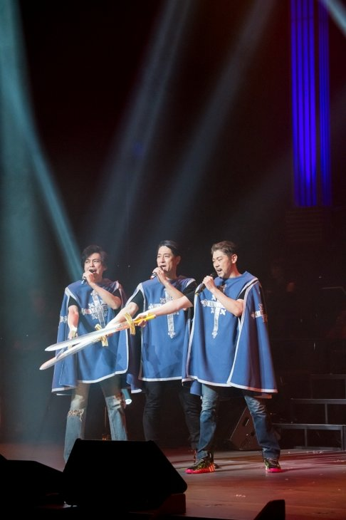 『Mon STARS Concert ~Again~』舞台写真_4