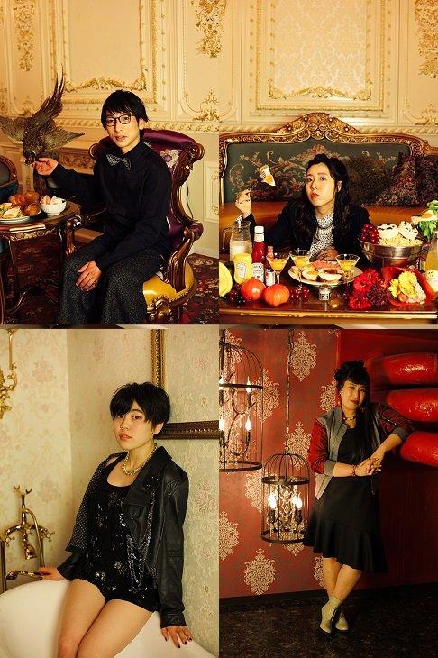 □字ック番外公演『Y FUTAMATA vol.2』須貝英、堀川炎、鳥山フキが脚本&演出