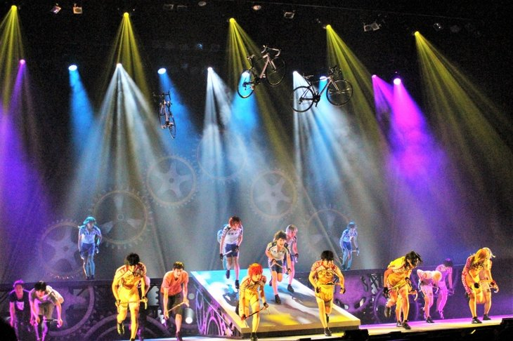 舞台『弱虫ペダル』新インターハイ篇~箱根学園王者復格(ザ・キングダム)~舞台写真_10