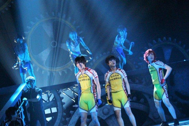 舞台『弱虫ペダル』新インターハイ篇~箱根学園王者復格(ザ・キングダム)~舞台写真_3