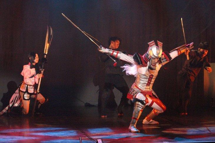 『戦国BASARA』舞台写真03