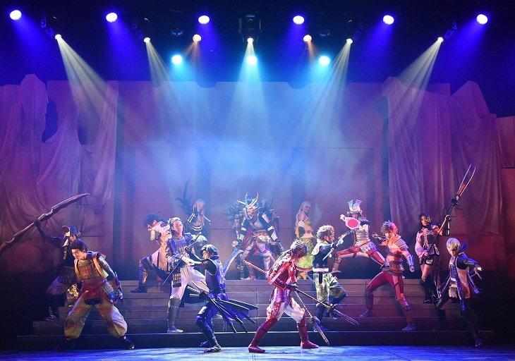 『戦国BASARA』舞台写真04