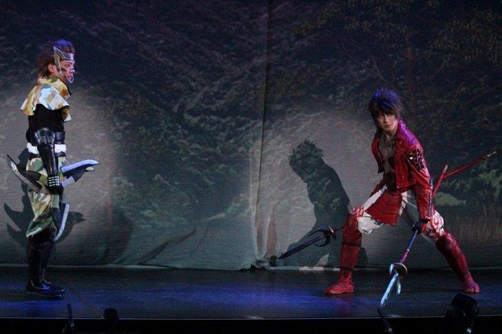 『戦国BASARA』舞台写真05