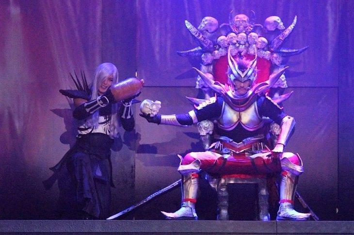 『戦国BASARA』舞台写真06