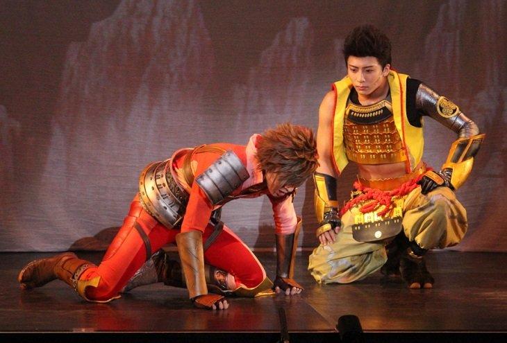 『戦国BASARA』舞台写真07