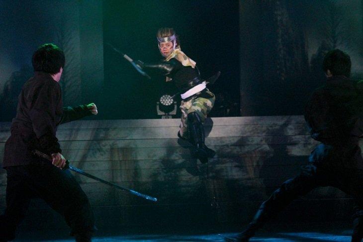 『戦国BASARA』舞台写真08