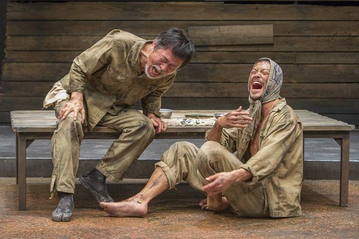 舞台『赤道の下のマクベス』開幕!主演池内博之、役作りで13キロの減量も