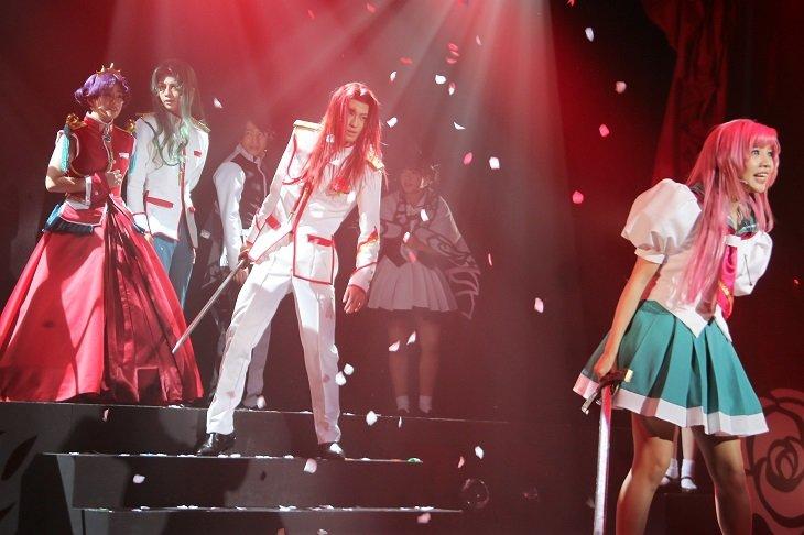 『少女革命ウテナ』舞台写真07
