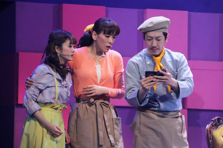 ミュージカル『恋する・ヴァンパイア』写真_5