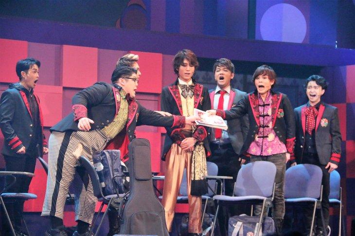 ミュージカル『恋する・ヴァンパイア』写真_7