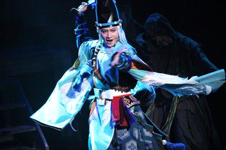 ミュージカル「陰陽師」~平安絵巻~プレビュー公演開幕!2.5次元、世界への新たな一歩