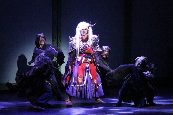ミュージカル「陰陽師」~平安絵巻~プレビュー公演_舞台写真10