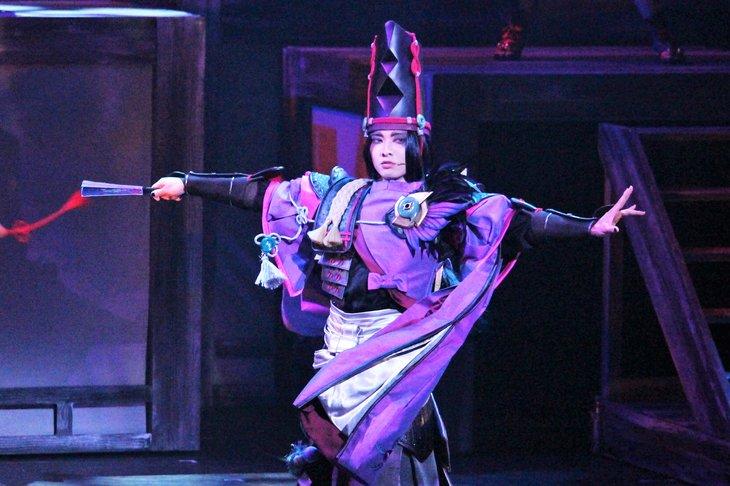 ミュージカル「陰陽師」~平安絵巻~プレビュー公演_舞台写真14
