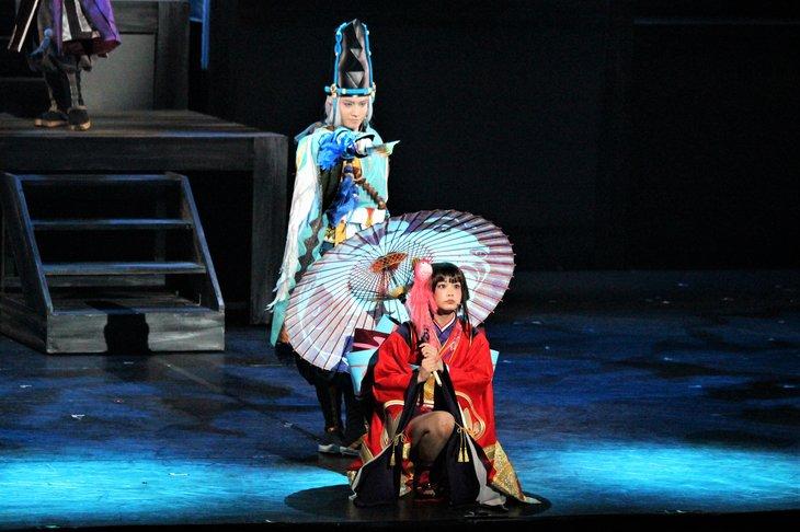 ミュージカル「陰陽師」~平安絵巻~プレビュー公演_舞台写真2