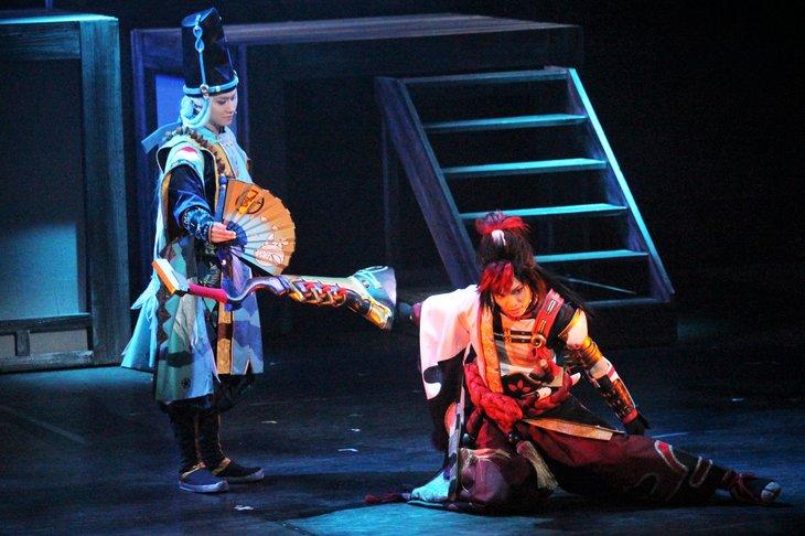 ミュージカル「陰陽師」~平安絵巻~プレビュー公演_舞台写真9