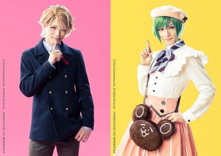MANKAI STAGE『A3!(エースリー)』キャストビジュアル第4弾!立石俊樹&宮崎湧からコメント到着