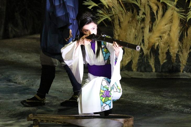 劇団☆新感線『修羅天魔』舞台写真_3