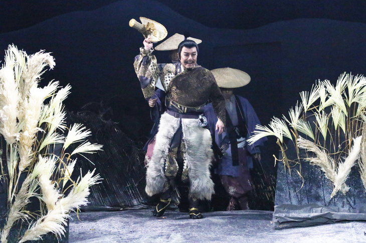 劇団☆新感線『修羅天魔』舞台写真_6