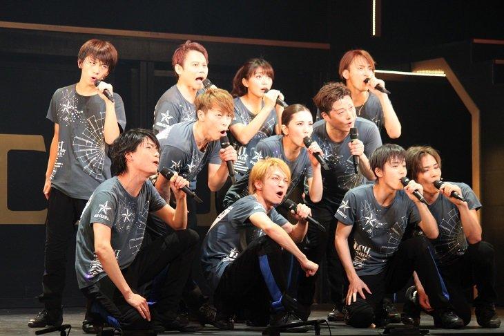 話題のあのダンスにあの楽曲⁈玉野和紀プロデュースSHOW HOUSE『GEM CLUB II』ゲネプロレポート