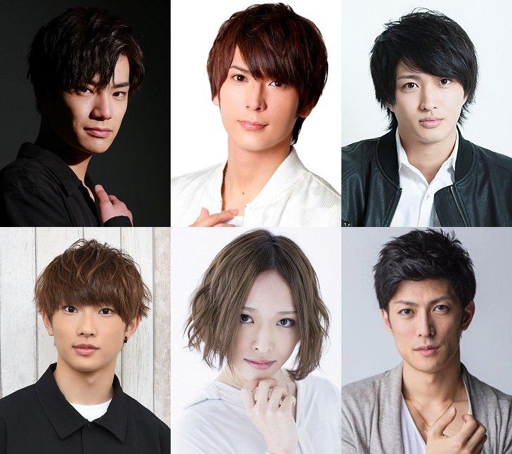 ミュージカル『Code:Realize』第2弾キャストに秋沢健太朗、仲田博喜、鷲尾修斗ら
