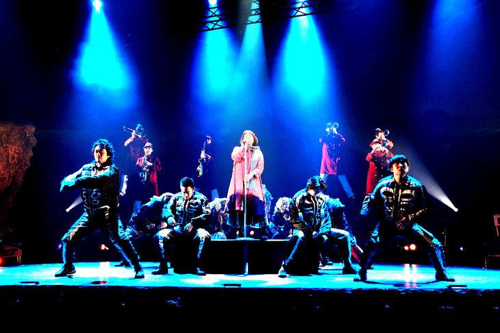 『BONE SONGS』舞台写真