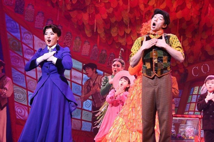 『メリー・ポピンズ』公開舞台稽古02