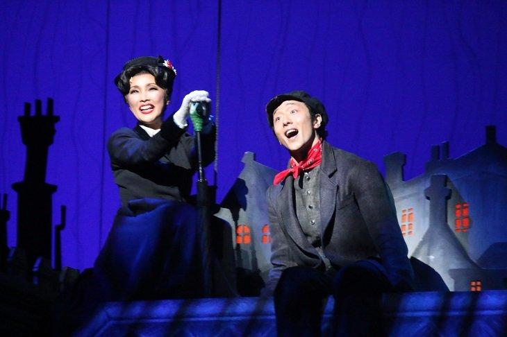 『メリー・ポピンズ』公開舞台稽古03