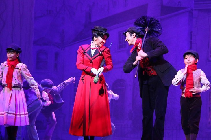 『メリー・ポピンズ』公開舞台稽古04