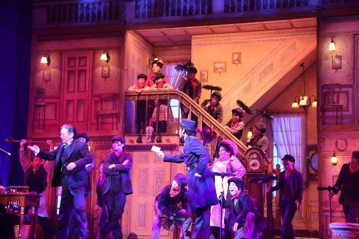 『メリー・ポピンズ』公開舞台稽古05