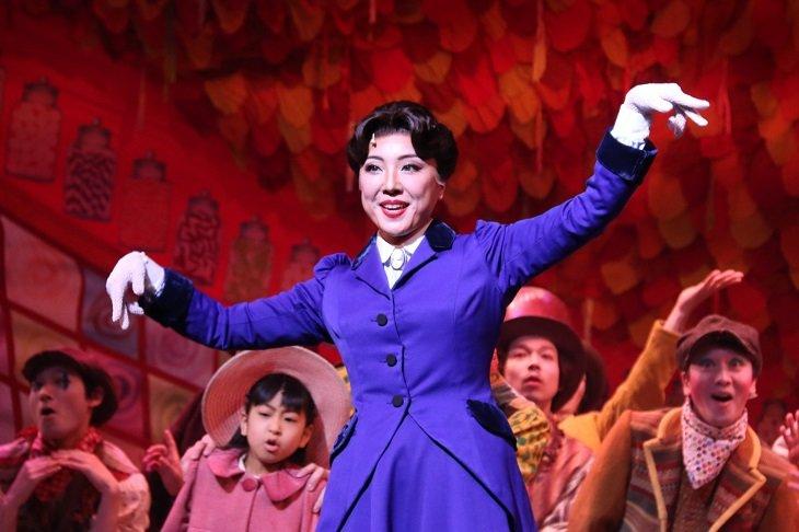『メリー・ポピンズ』公開舞台稽古07