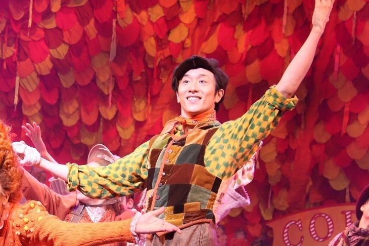 『メリー・ポピンズ』公開舞台稽古10
