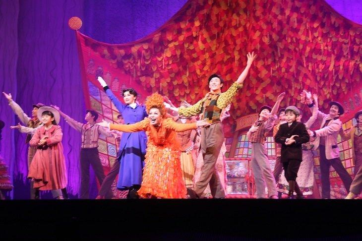 『メリー・ポピンズ』公開舞台稽古11