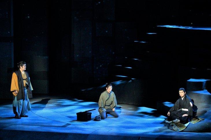 ミュージカル『刀剣乱舞』〜結びの響、始まりの音〜舞台写真_11